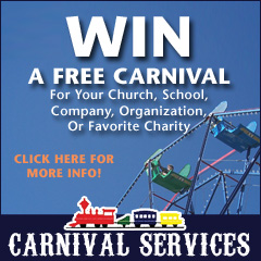 Win a Carnival Contest. Click for more details.