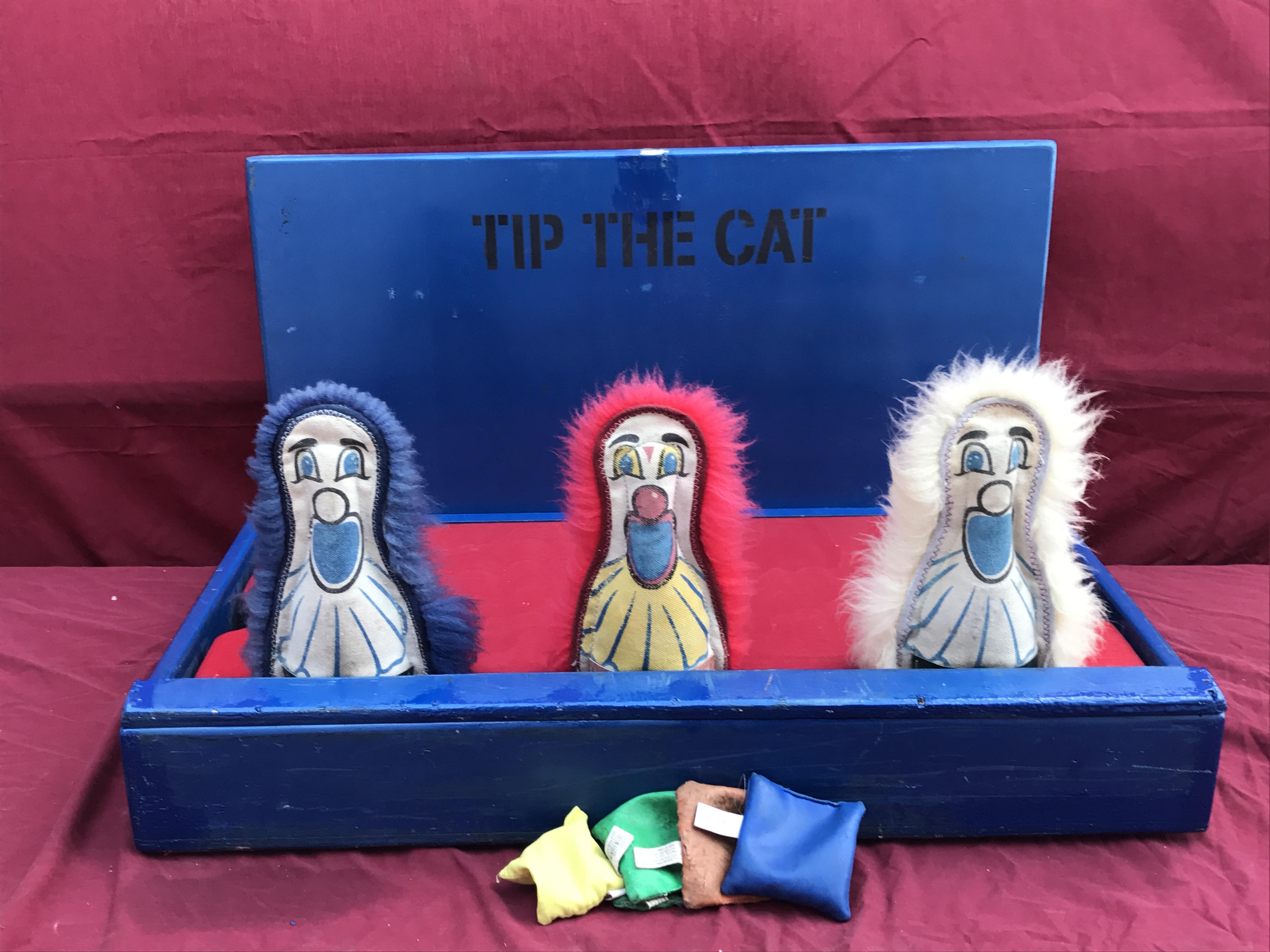 Tip The Cat