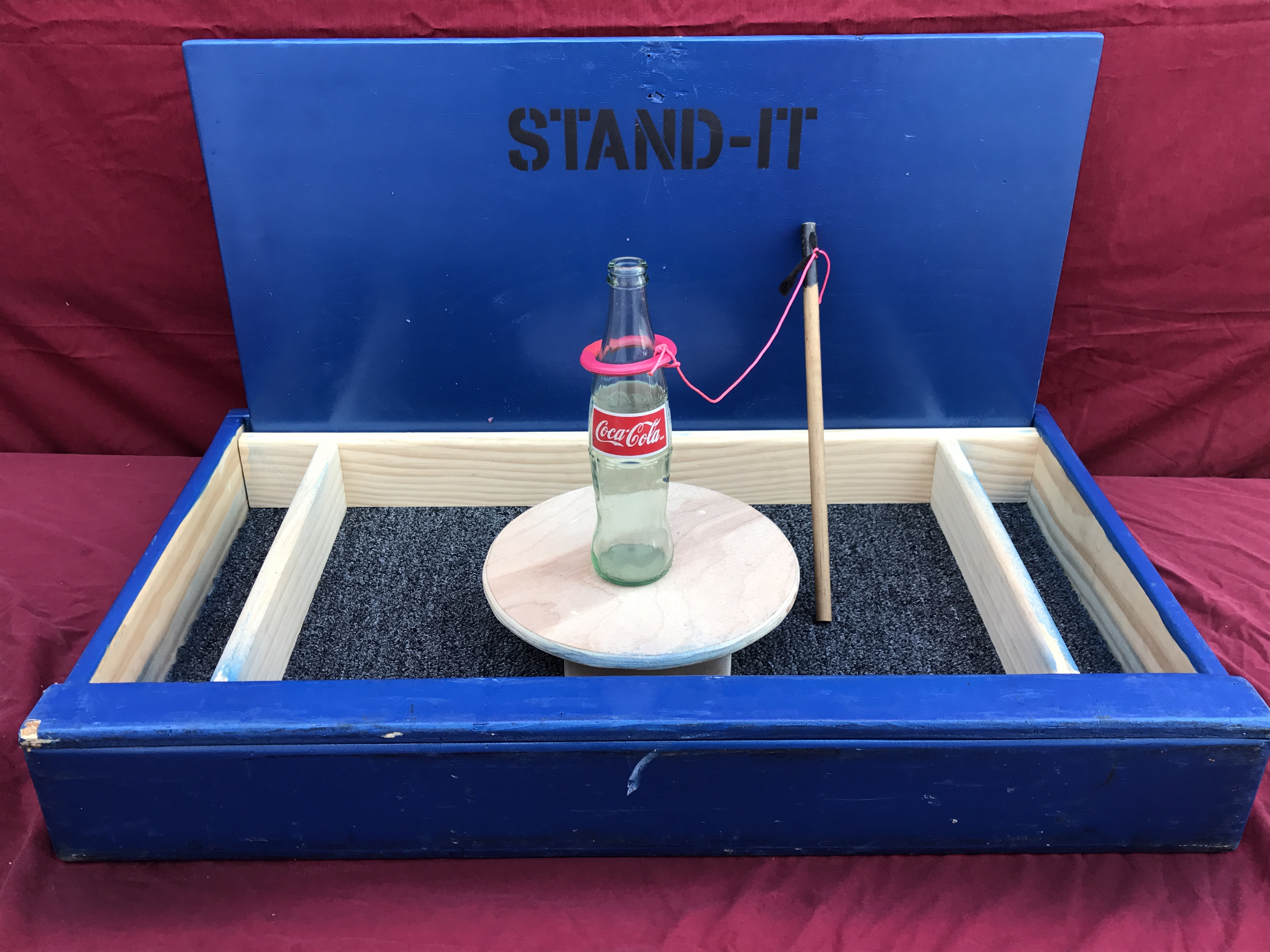 Stand It Bottle Deluxe TR