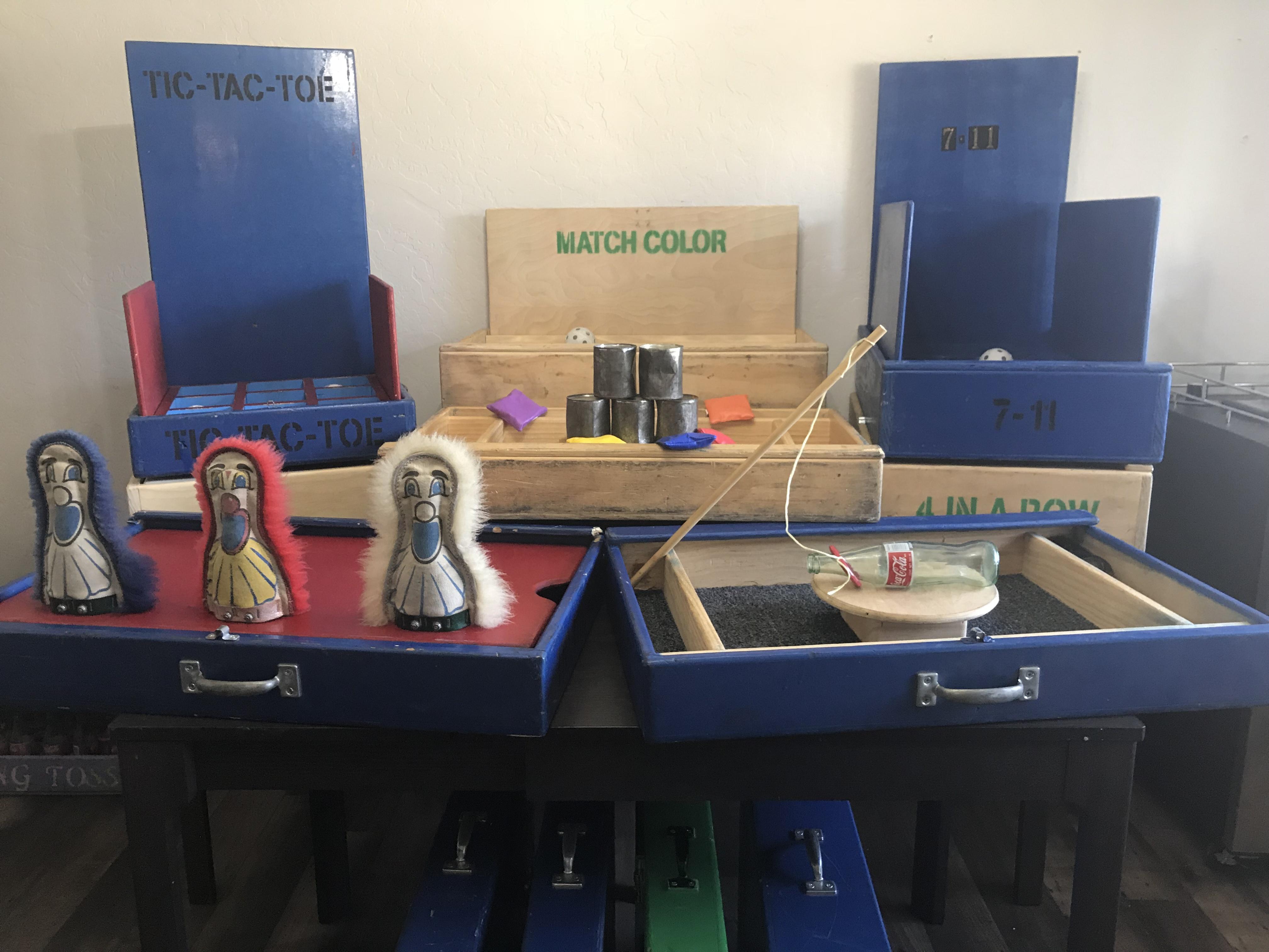 Elementary Fundraiser Games