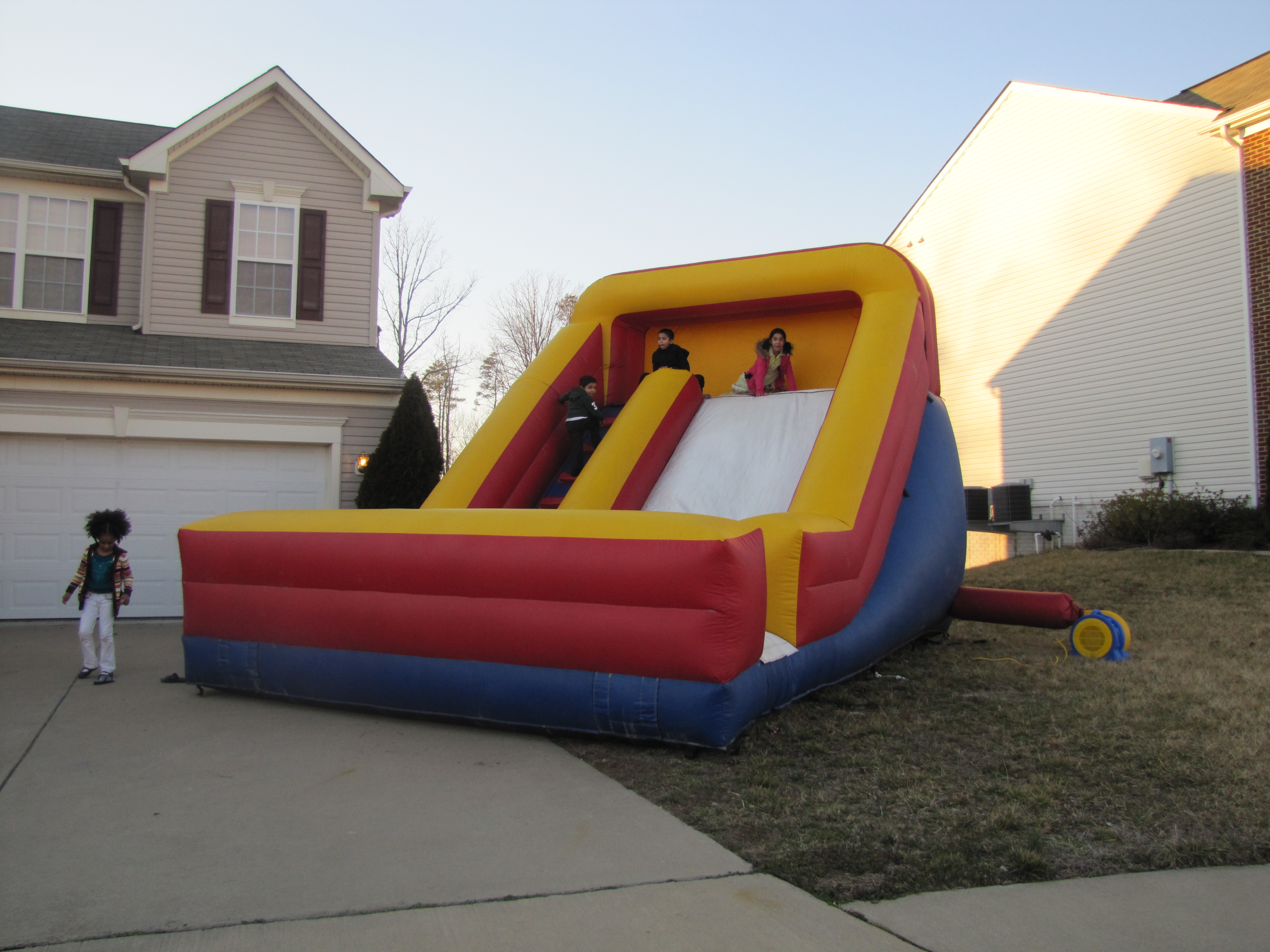 12' Party Slide