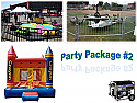 Party Package #2 (Age 1-5)