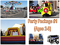 Party Package #1 (Ages 2-8)