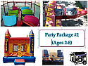 Party Package #2 (Ages 2-8)