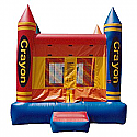 Crayon Party Bounce