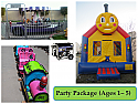 Party Package #1 (Age 1-5)